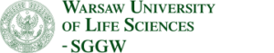 Варшавский университет естественных наук SGGW logo