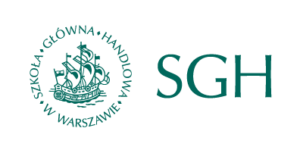 SGH Warsaw school of economics logo